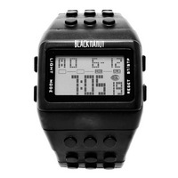 Reloj Bloque Digital negro XG012