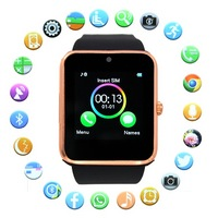 RELOJ SMART WATCH MONACCO - DORADO