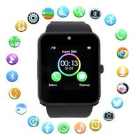RELOJ SMART WATCH MONACCO - NEGRO