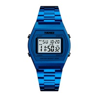 RELOJ Digital NECK - AZUL