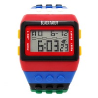 Reloj Bloque Digital Multicolor XG002